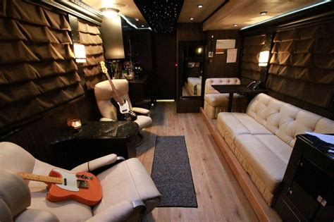 tour bus bedroom rock fiction primer part one the tour bus