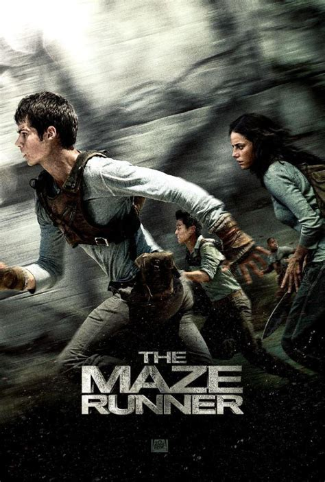film maze runner 2 the maze runner poster 2 blackfilm com read blackfilm