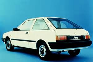 Alfa Romeo Arna What Were They Thinking When Alfa Romeo Rebadged A Nissan