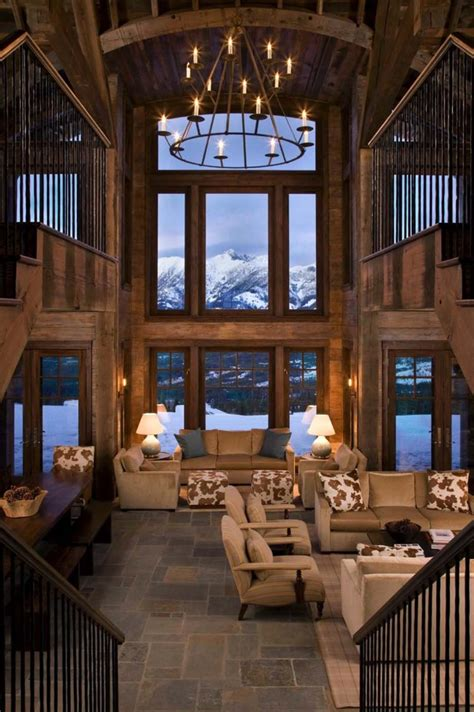 rooms in big houses rustic mountain retreat in big sky resembles an lodge