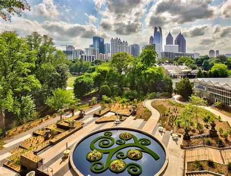Botanical Gardens In Atlanta Ga Atlanta Botanical Garden 8 Reasons To Visit This Season Atlanta And Culture