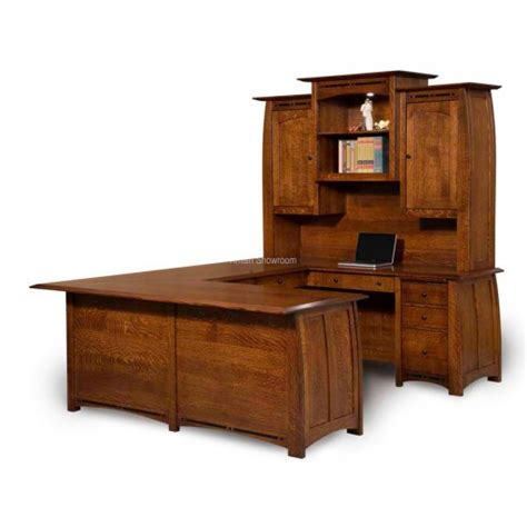 Office Furniture Boulder Boulder Creek 4 Desk Fvd 9678uht Bc For 6 149 00 In