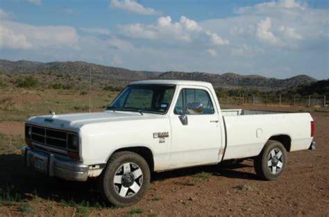 90 dodge cummins purchase new 1990 90 dodge ram d 250 turbo diesel cummins