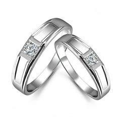 Cincin Kawin Nikah Palladium Item 54 cincin kawin emas rosegold putih plain d sign cincin