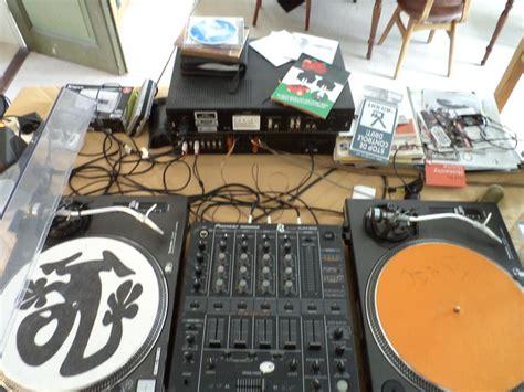 Cd Sl Tribal Set complete vinyl dj set 2 technics mk2 sl 1210 turntables