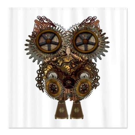owl curtain rod steunk curtain rod awesome gifts gt awesome bathroom
