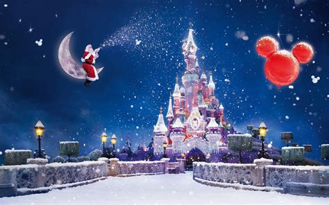 xmas wallpaper for laptop disney christmas backgrounds wallpaper cave