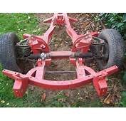 Triumph Spitfire Mkiv1500 Chassis For Sale In