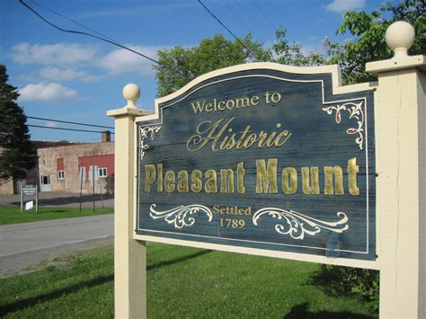 pleasant mount funeral homes funeral services flowers