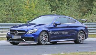 2018 new mercedes amg c63 r coupe technical specifications