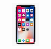 Image result for Apple iPhone X. Size: 165 x 160. Source: www.macpricesaustralia.com.au