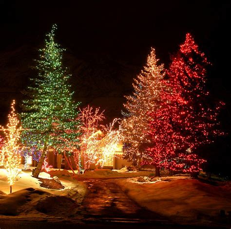 outdoor christmas light ideas the best 40 outdoor lighting ideas that will leave you breathless