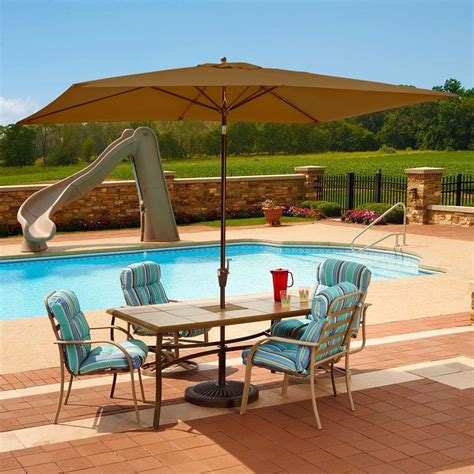 replacement canopy stunning large umbrella patio