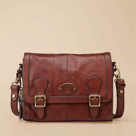 Fossil Handbag 8 fossil vintage re issue messenger my style bags this and fossil bags