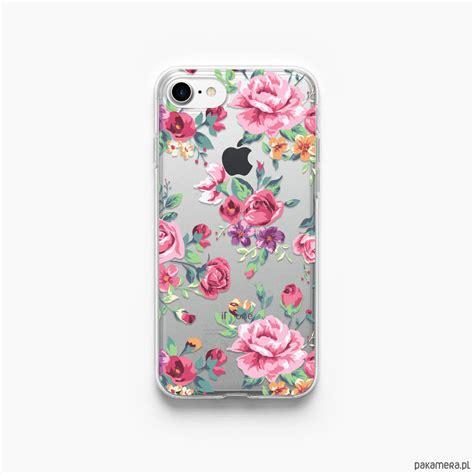 etui iphone     case obudowa kwiatki pokrowce