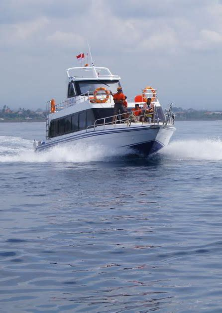 safest boat to nusa penida maruti group fast boat services for a better travelling