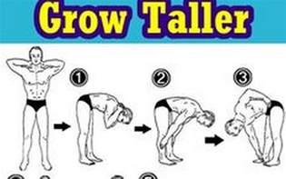 exercises grow taller grow taller increase height natural october 2013