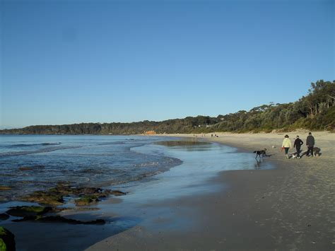 nelsons beach vincentia nowra