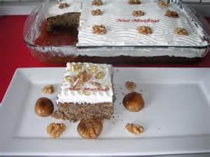mohn kuchen tarifi citir haşhaşlı incirli pasta revani tarifi mohnkuchen