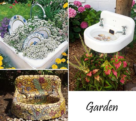 Recycled Bathtubs by Sinks In The Garden 1001 Gardens