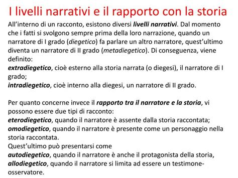 testi narrativi inventati ppt il testo narrativo powerpoint presentation id 6048399