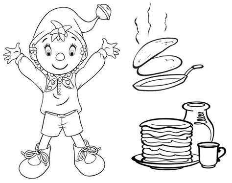 coloring pages of pan cake pancake day coloring pages18 coloring kids
