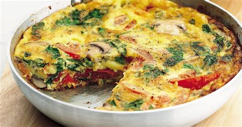 tomato frittata recipe dishmaps