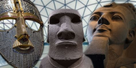The Virtual Armchair General 10 Of The Best Things To See At The British Museum
