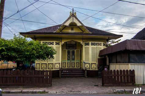 Rumah Banjarmasin nama rumah adat banjarmasin denah rumah