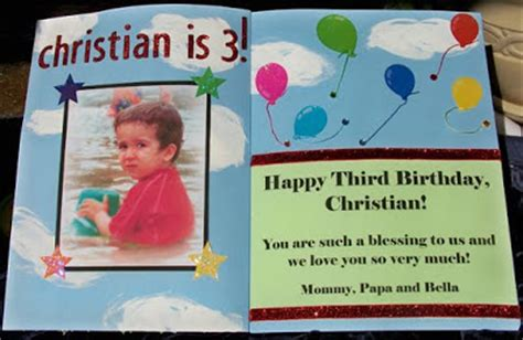 Sprout Birthday Card Los Luceros De Arizona Party Of Four Christian S