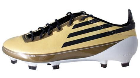 a gold boot for lionel messi football boots