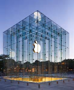 us architects tuannha id fifth avenue apple store in new york city