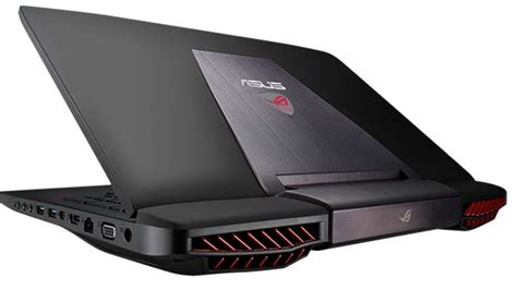 Asus Rog Slim G551vw four new asus rog laptops come calling news