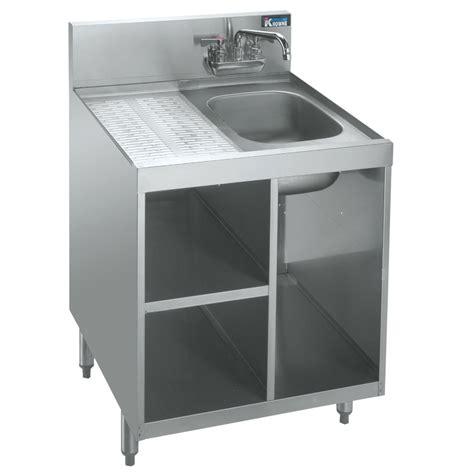 Bar Glass Storage Krowne Kr21 24sc Bar Glass Storage Open Base Sink