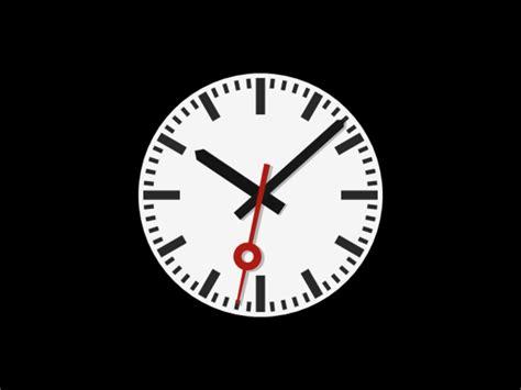 apple wallpaper clock desktop analog clock for mac free download 187 download free