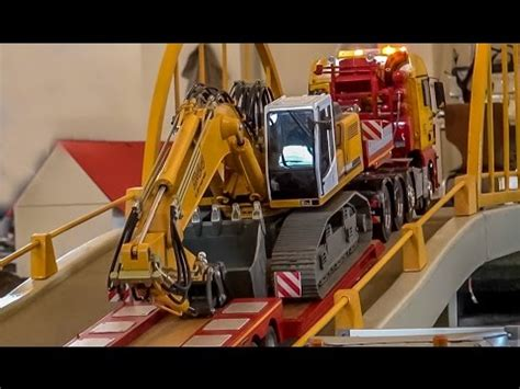 Rc Beko Excavator 8 Channel vidio mobil keruk videolike