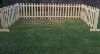 Trellis Fencing Uk Event Fences Uk Free Standing Picket Fences Paignton