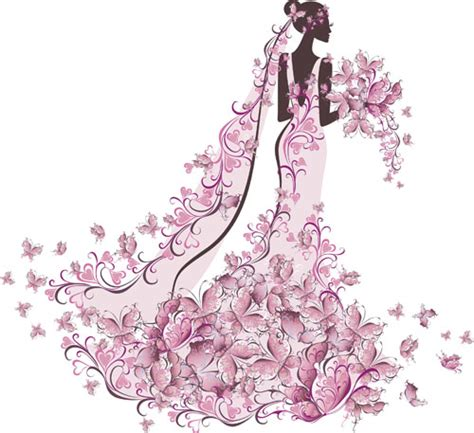 romantic flower background vector vector flower free vector free set of romantic wedding vector background 05 vector
