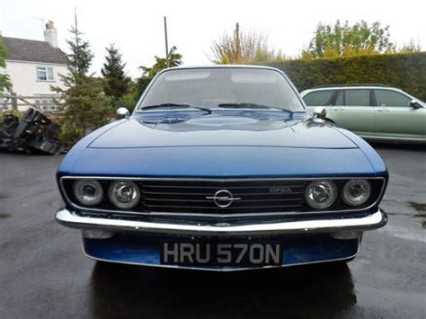 1975 opel manta for sale opel manta 1975 v8 for sale classic cars pinterest