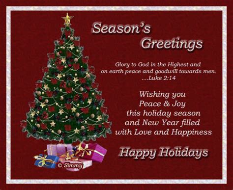 greetings message festive season greetings messages