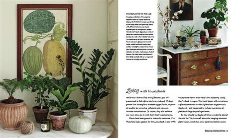 Botanical Style Inspirational Decorating With Nature