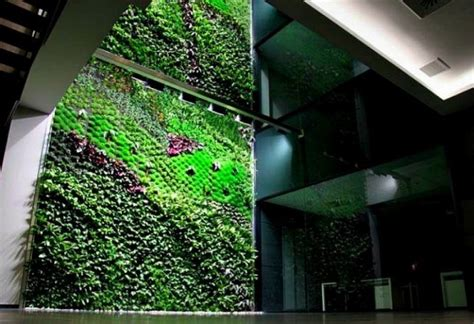 interior garden wall 6 living vertical gardens bring a breath of fresh