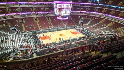 united center section 303 united center section 303 chicago bulls rateyourseats com