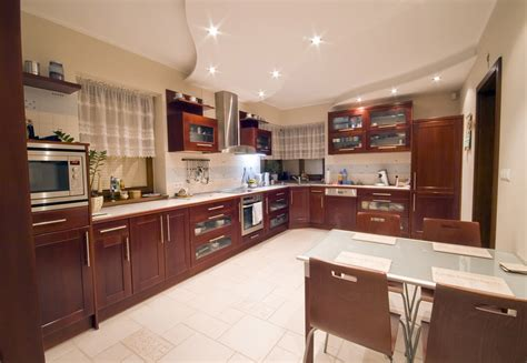 White And Brown Kitchen by Brown And White Kitchen Designs Talentneeds