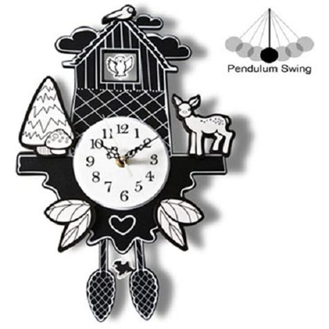 Jam Dinding Cuckoo By Tik Tok Box jual tik tok box jam dinding cloudy murah bhinneka