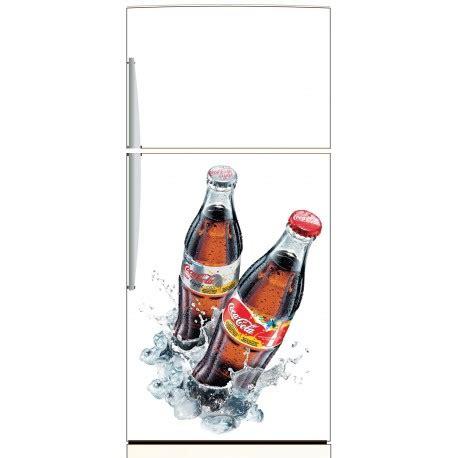 Aufkleber Coca Cola by Sticker Frigo Coca Cola Ou Sticker Magnet Frigo