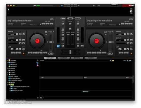club dj software free download full version dj mixers free download full version