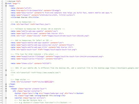 notepad themes html color scheme notepad