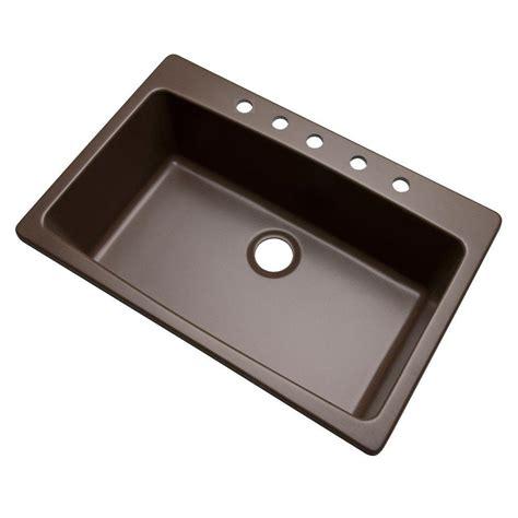 dual mount kitchen frankeusa dual mount composite granite 25x22x9 1 hole