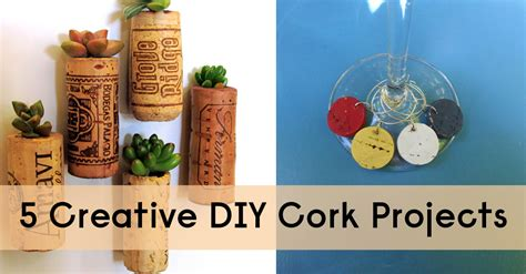 5 Midweek Diy Projects by 5 Creative Diy Wine Cork Projects Vinepair